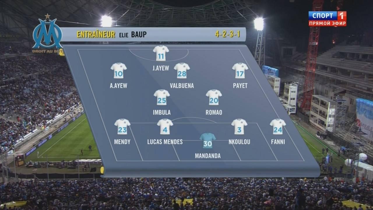 Ligue 1 2013/2014 - J9 - Olympique de Marsella Vs. Paris Saint-Germain (720p) (Ruso) Fl31APV