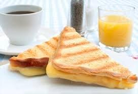 Desayuno para el Martes
