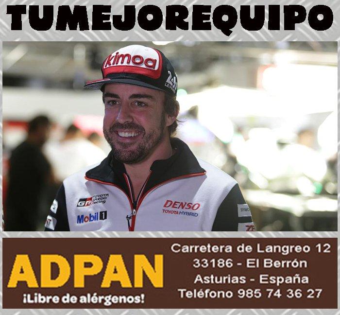 """Fernando Alonso:""""Puedo volver a la F1 en 2020"""" G1pWCo3"""