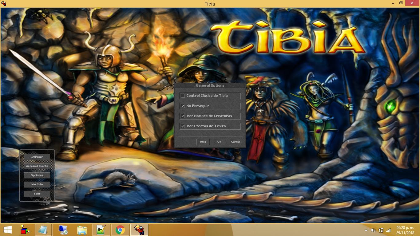 Tibia Client 8.60 Totalmente en Español G2QbSmT