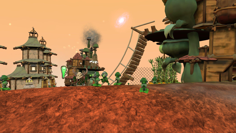 (3) Plantas vs. Zombies -modelos base. GEig1YN