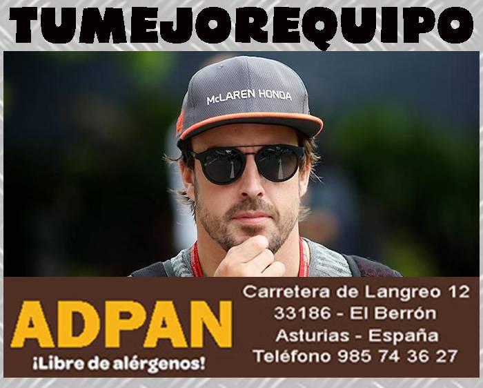 Fernando Alonso lanzará su autobiografía a finales de 2018 H28DtV6