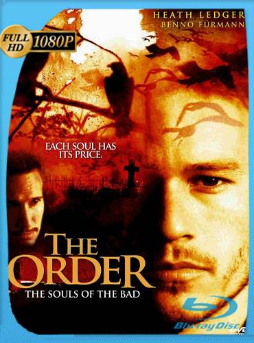 The order 2003 [1080p BRrip] [Latino-Inglés]