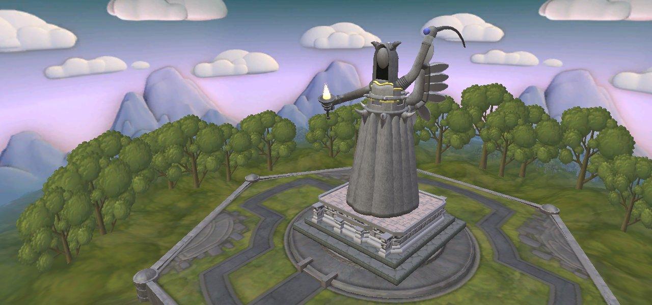 Estatua de Fanner y Fannerlogía para principiantes IcQF3Ei