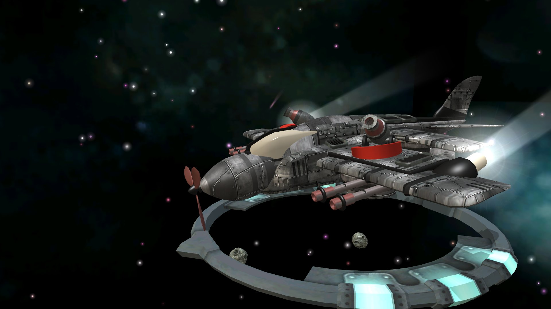 (21) Naves del imperio Neimerer IuaOf8L