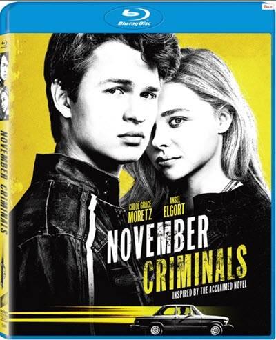 Los criminales de noviembre (2017) [HDRip XviD][Castellano AC3 2.0 + Forzados][Acción. Thriller]