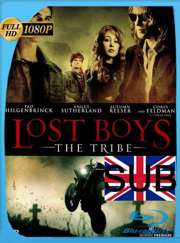 Lost boys 2. The tribe 2008 [1080p BRrip] [Subtitulado]