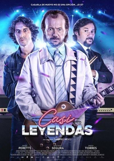 Casi leyendas (2017) [HDRip XviD][Castellano AC3 5.1][Comedia]
