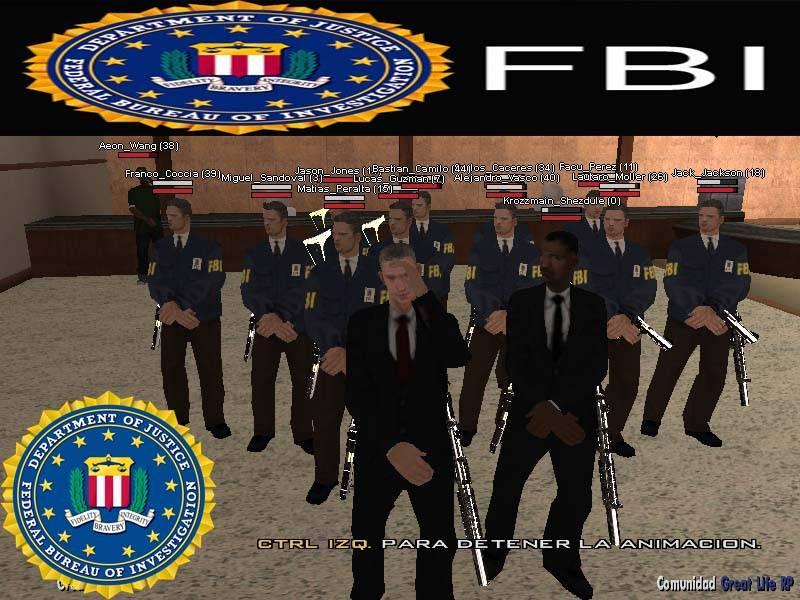 FBI [Postulaciones] Entra si quieres formar parte del FBI KMHr3RI