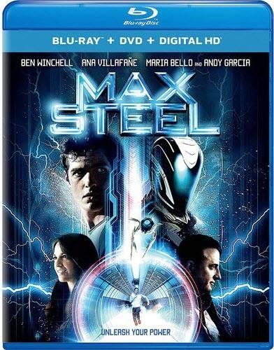 Max Steel (2016) [HDRip XviD][Castellano AC3 2.0 + Forzados][Ciencia ficción. Acción]