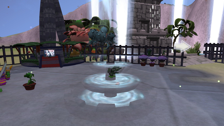 (3) Plantas vs. Zombies -modelos base. KiMCsGd