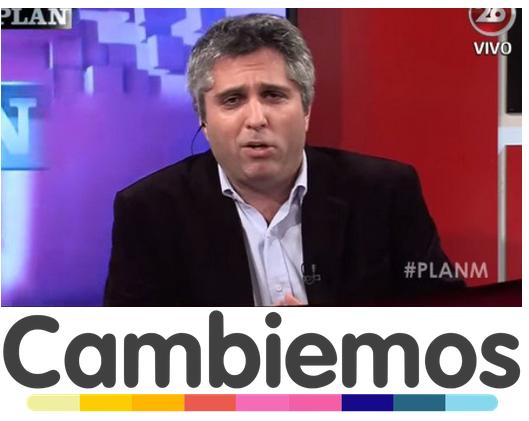 """Top 5 de periodistas """"amigos del poder"""" ."""