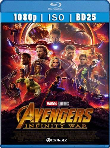 Avengers. Infinity war 2018 [BD25] [Latino]