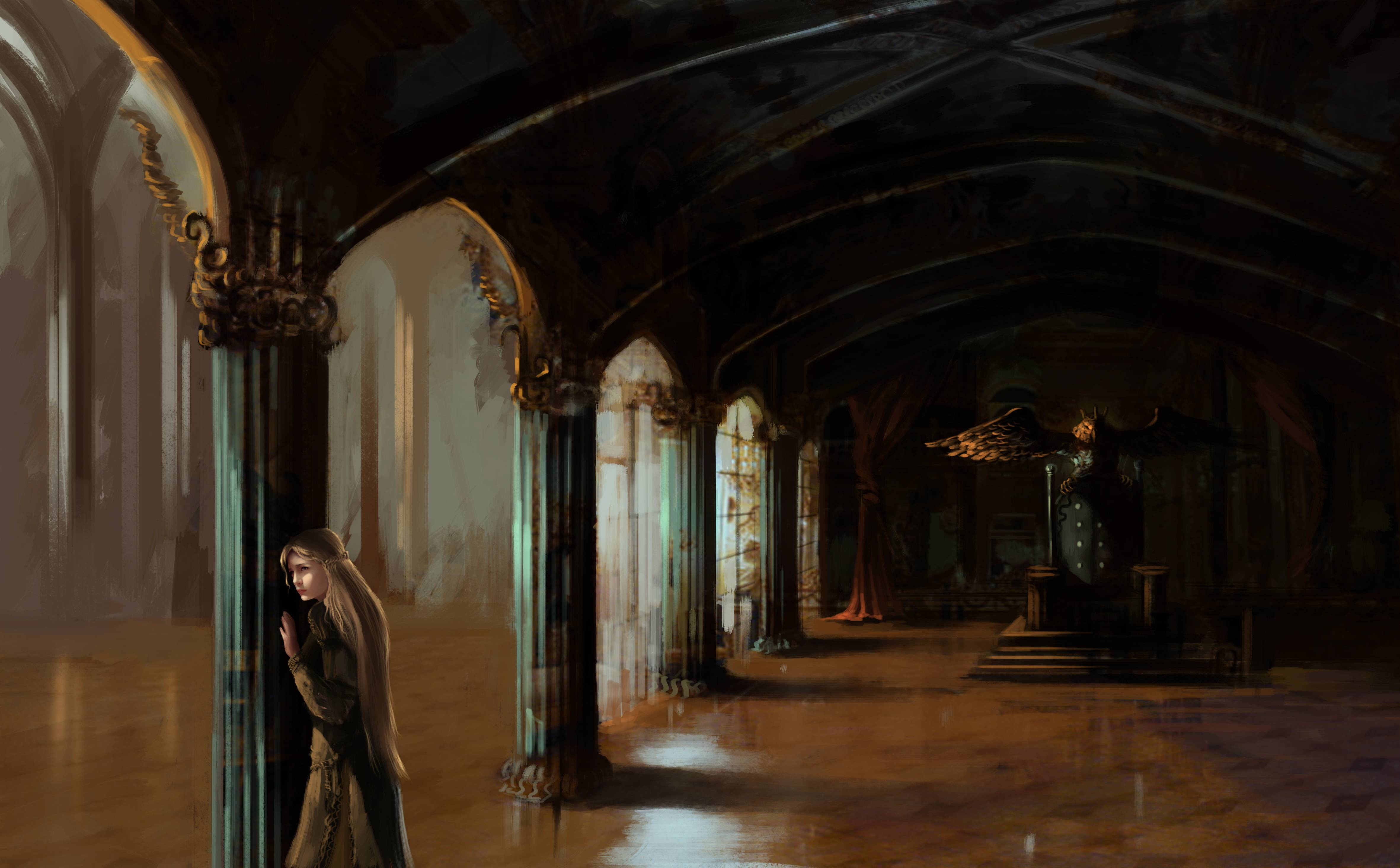 Booktrailer de «El último rey»