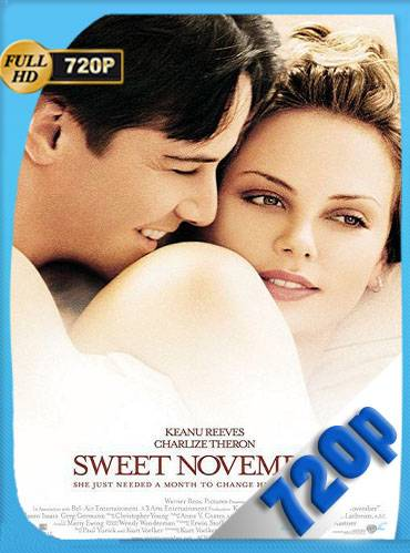 Sweet november 2001 [720p WEB-DL] [Latino-Inglés]