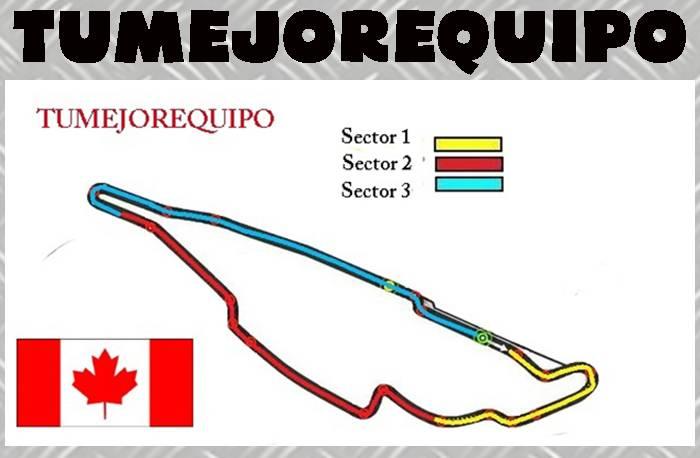 Gran Premio de Canadá MD6BaNh