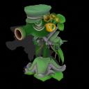 (3) Plantas vs. Zombies -modelos base. MHj3JUe