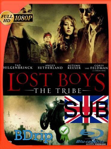 Lost boys 2. The tribe 2008 [1080p BDrip] [Subtitulado]
