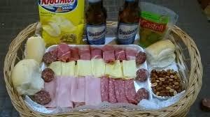 Desayuno para el Miercoles