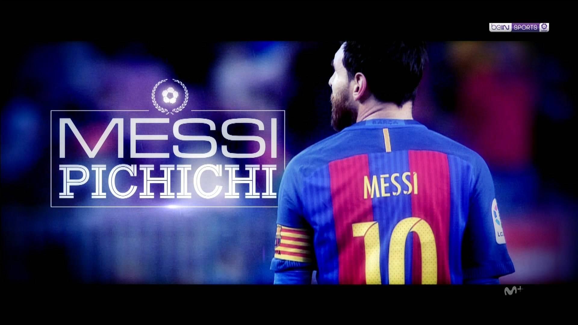 Messi, Pichichi de LaLiga 2016/2017 (1080i) (Castellano) NPabchD