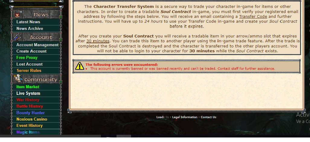 Noxiousot Forum Open Tibia Free Multiplayer Online Role Playing Game