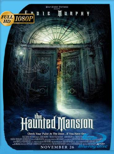 The haunted mansion 2003 [1080p BRrip] [Latino-Inglés]