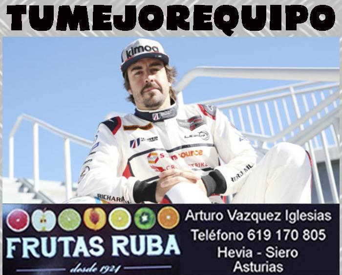 """Fernando Alonso:""""Necesitamos tener más ritmo para ganar en Daytona"""" PD208Gw"""