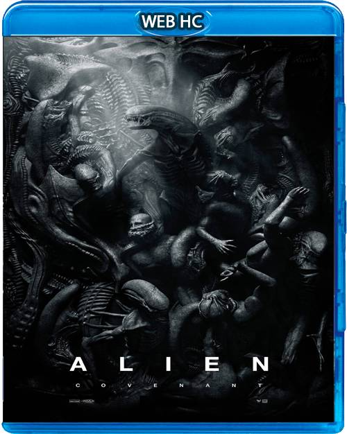 Alien Covenant (2017) [WEB-SCREENER XviD][Castellano MiC Dubbed HQ][Ciencia ficción. Terror]