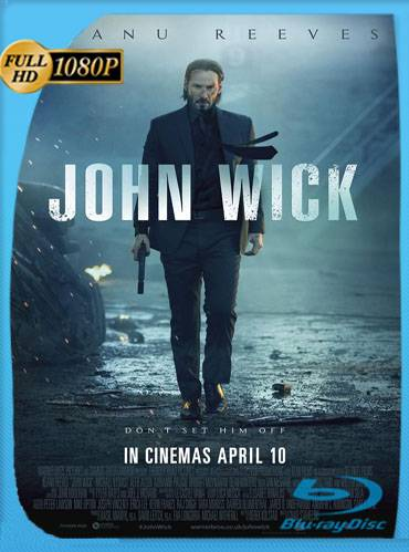 John Wick 2014 [1080p BRrip] [Latino-Inglés]