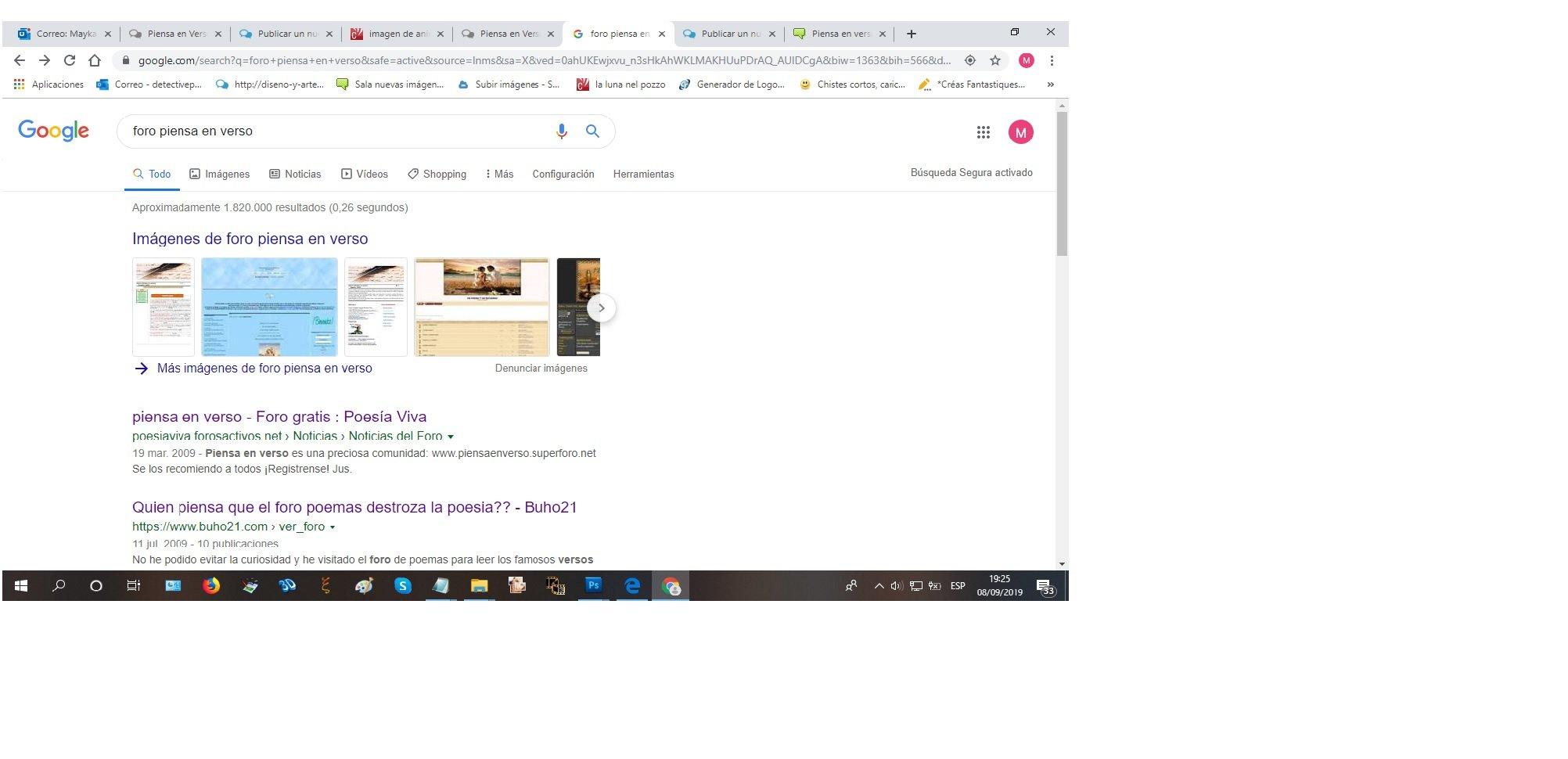 Mi foro ha desaparecido de Google  QUCDPTL