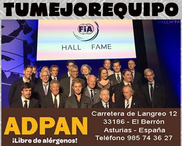 Fernando Alonso entra en el FIA Hall of Fame Qo9XaEV