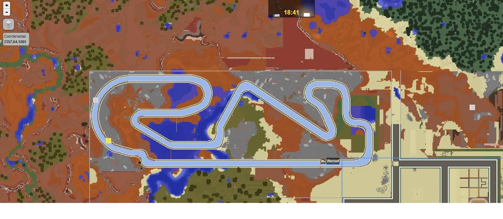 Circuito Montmelo : Foro de la comunidad y servidor premium u circuito de formula de