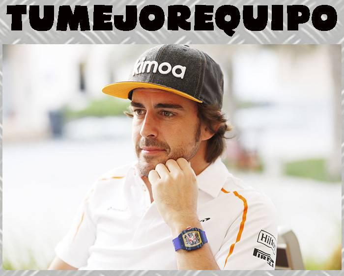 """Fernando Alonso:""""No esperamos un cambio radical en Bakú"""" RPfLave"""