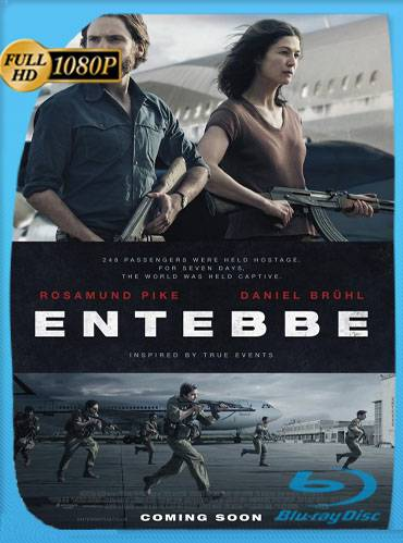 7 days in entebbe 2018 [1080p WEB-DL] [Subtitulado]