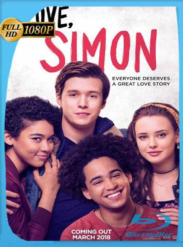 Love, Simon 2018 [1080p BRrip] [Latino-Inglés]