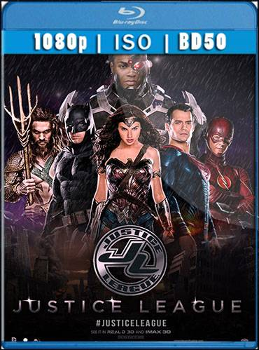Justice league 2017 [BD50] [Latino]
