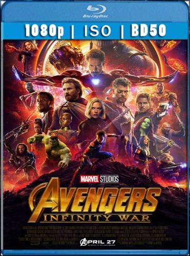 Avengers. Infinity war 2018 [BD50] [Latino]