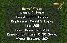 Quiver Trevol