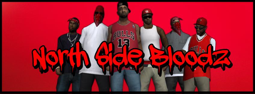 Gang] North Side Bloodz[fechada]