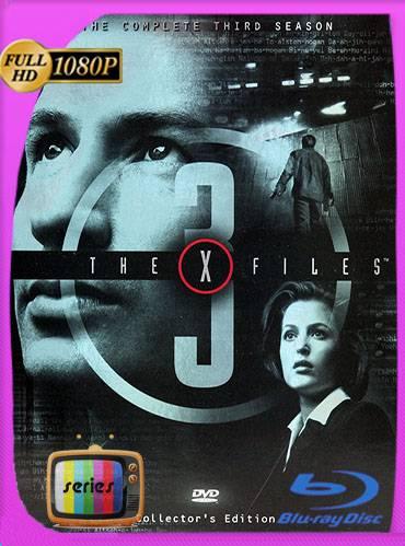 The X-Files 1995-1996 [3°Temporada] [1080p WEB-DL] [Latino-Inglés]
