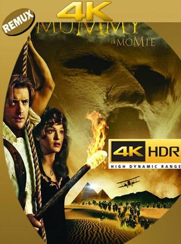 The mummy 1999 [BD4K Remux] [Latino-Inglés]