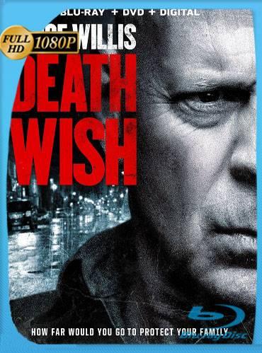 Death wish 2018 [1080p BRrip] [Latino-Inglés]