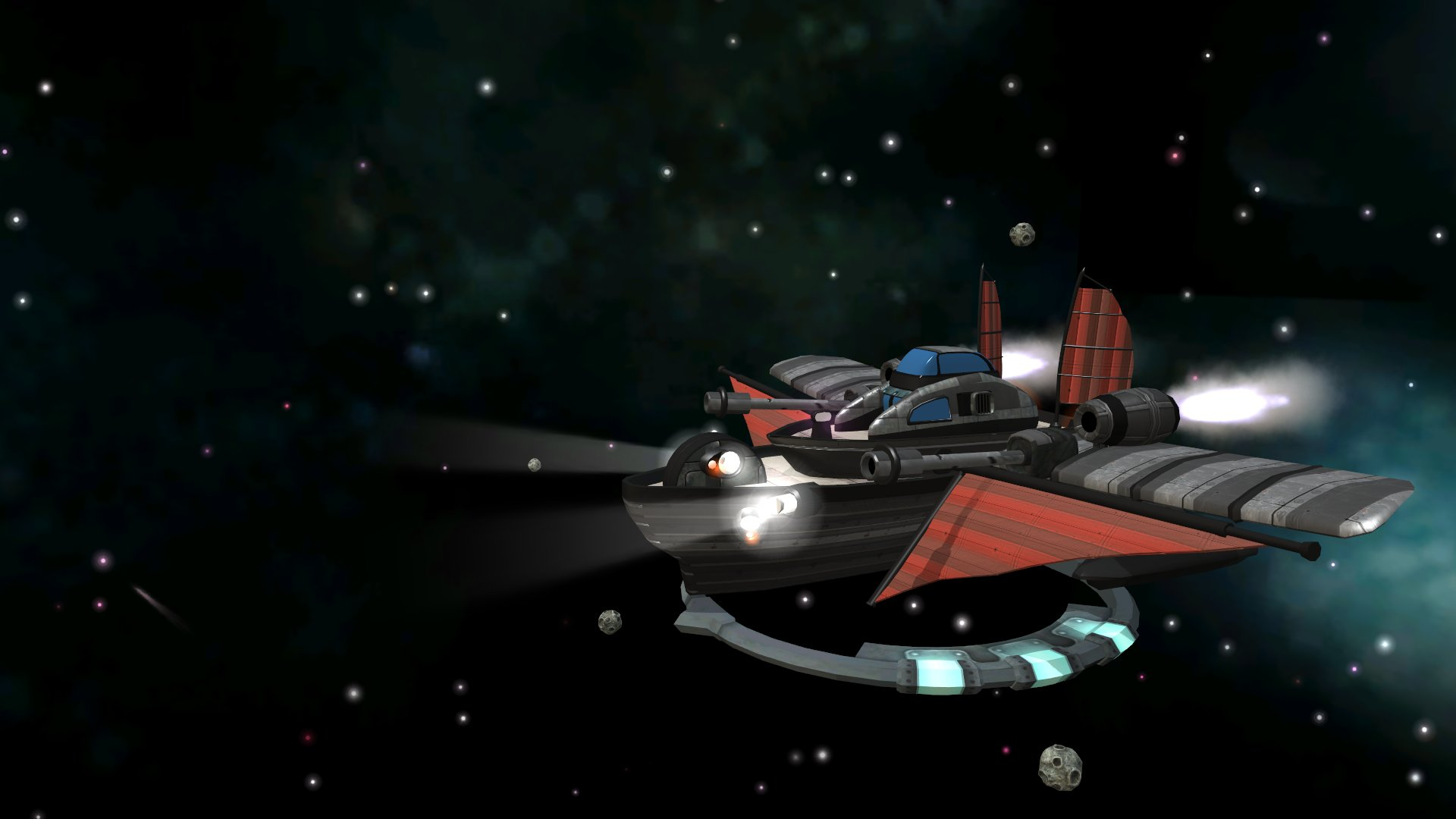 (21) Naves del imperio Neimerer U34BvRX