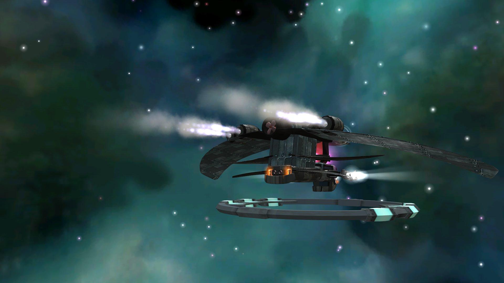 (21) Naves del imperio Neimerer URXhqyM