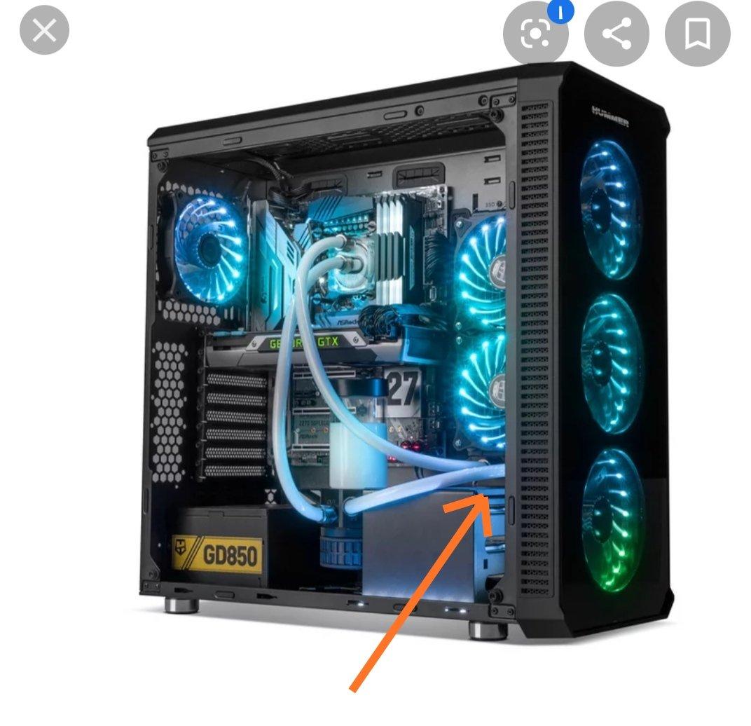 Dudas temperatura CPU con refrigeración líquida custom