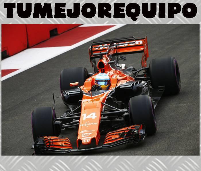 Fernando Alonso saldrá 8º en Singapur VDWOxNf