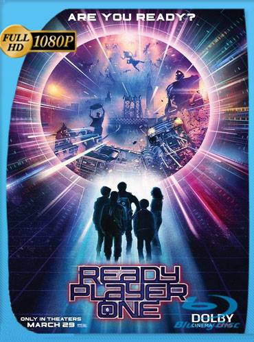 Ready player one 2018 [1080p BRrip] [Latino-Inglés]