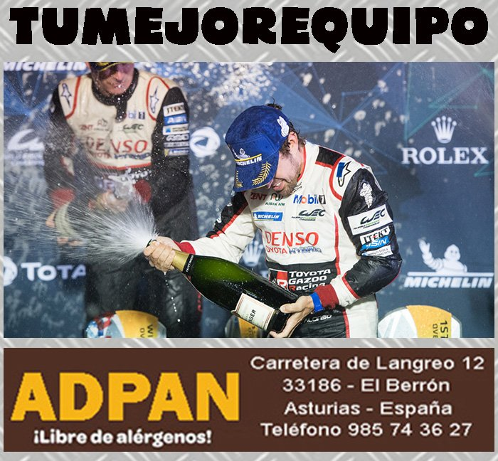 Fernando Alonso gana en las 1000 Millas de Sebring Vbw7d2G