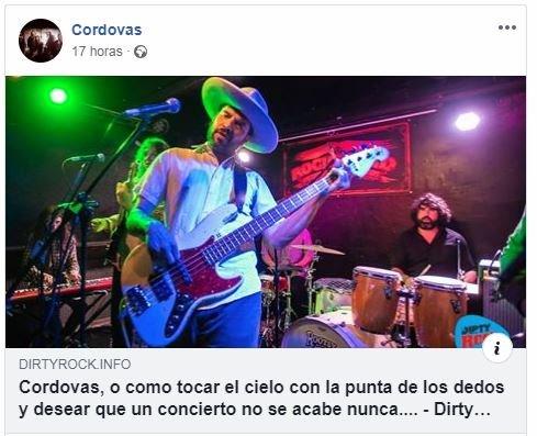 CORDOVAS (USA) Gira abril 2019 (Grateful Dead/Byrds/Little Feat/The Band) W0TzFhD