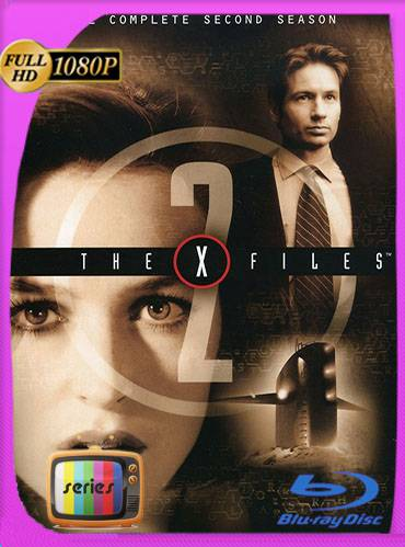 The X-Files 1994-1995 [2°Temporada] [1080p WEB-DL] [Latino-Inglés]